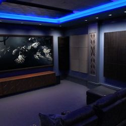 theater room header
